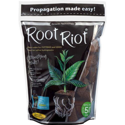 Root Riot Recharge Sac 50 loose Cubes BOUTURES SEMIS de propagation