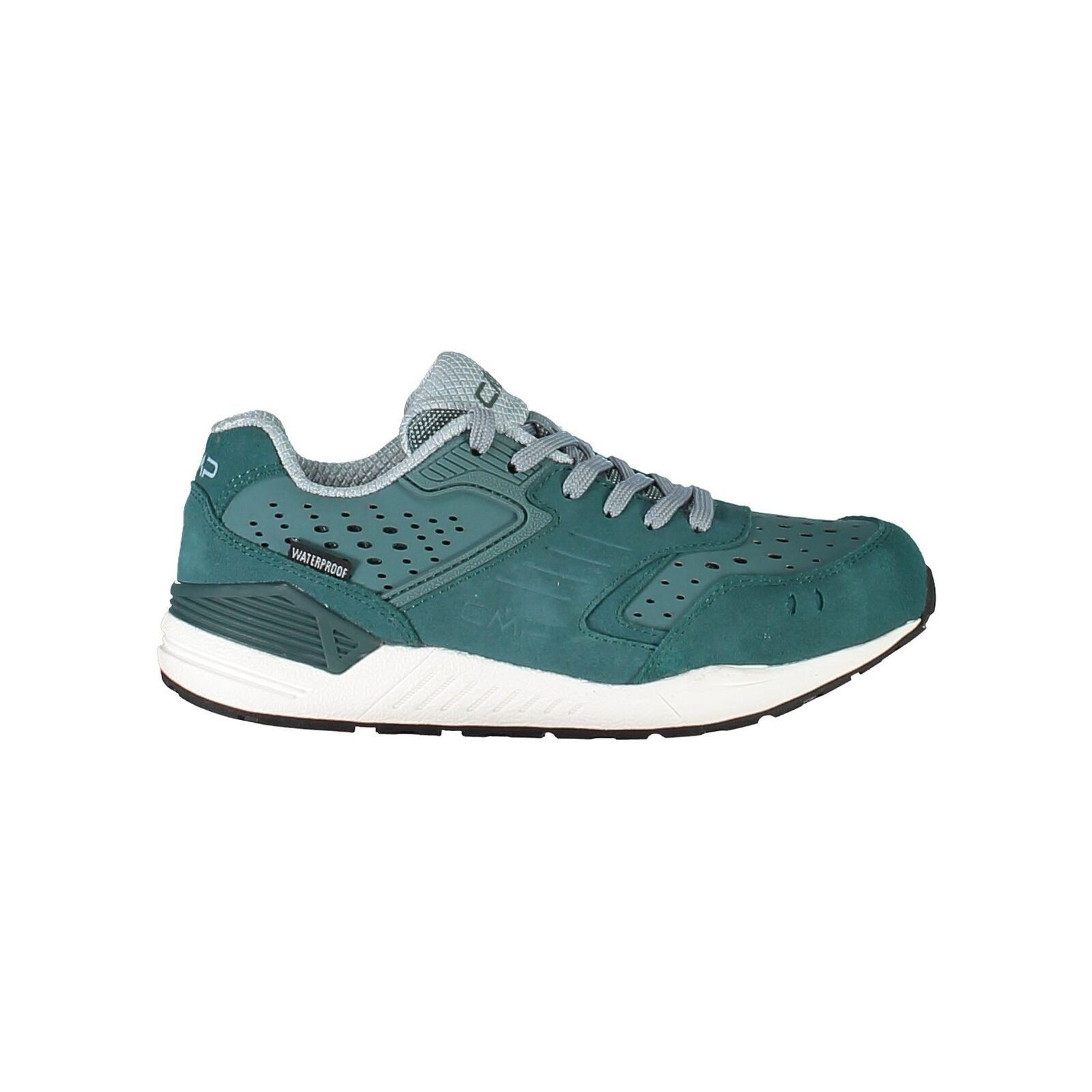 CMP Trainers Kuma Trainers Women's Lifestyle shoes Wp Green Waterproof
