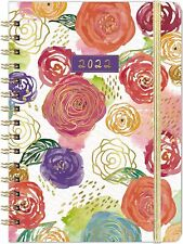 New Listing2022 Planner 2022 Weekly Monthly Planner With Tabs 63 X 84 January 2022