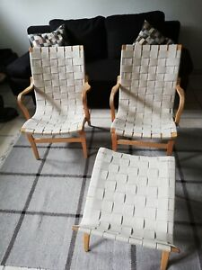 Bruno Mathsson, Karin Lounge – dba.dk – Køb og Salg af Nyt