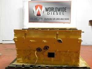 CAT-3406E-Cylinder-Block-Good-Used-Part