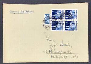 Alliierte-Besetzung-MeFr-7-11-1949-Dassel-Nach-Muenchen