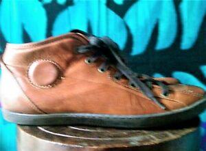 Minelli - Baskets cuir montantes - Pointure 37