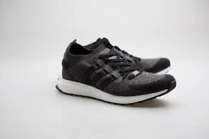 quality design fdbd6 74134 Image is loading Adidas-Men-EQT-Support-Ultra-Primeknit-black-core-