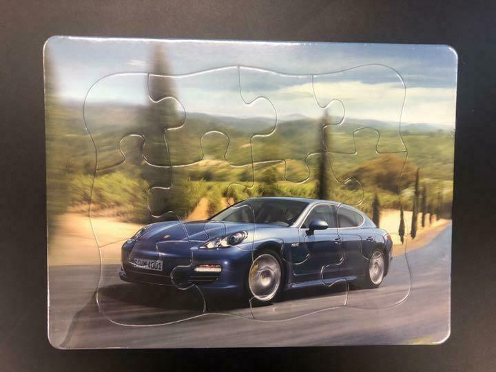 Porsche Puzzle Not Sold in Stores  10878