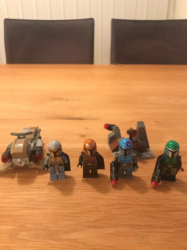 Lego Star Wars, 75267