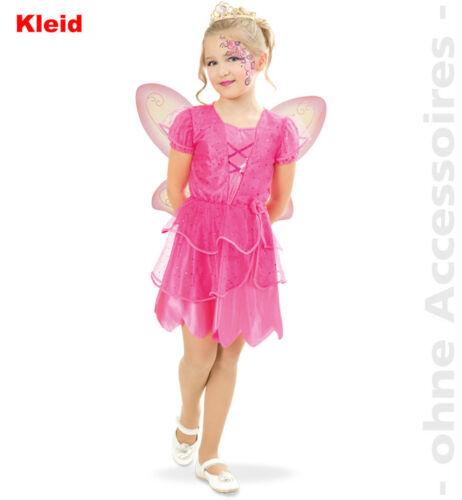 Blumenfee Kostüm Kinder Elfe Pink Elfenkostüm Pinklady Fee Kinderkostüm
