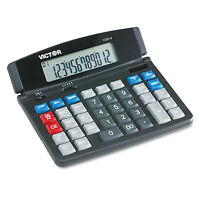 Victor 1200-4 Business Desktop Calculator 12-digit Lcd 12004 on sale