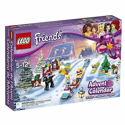 New LEGO Friends Advent Calendar 41326 Building Kit (217 Piece) For Girls