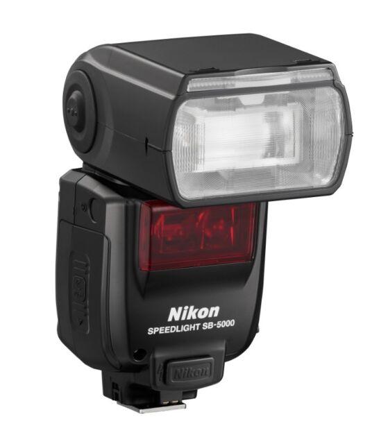 Blitzgerät Nikon Speedlight SB-5000 NEUWARE