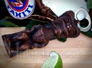 Tropical Tiki Hawaiian Bottle Opener. Lucky -Free Ship bar Island gift Brand New