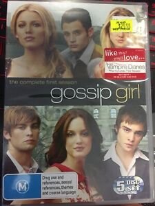 Gosip-Girl-The-Complete-First-Season-Dvd-New-Sealed