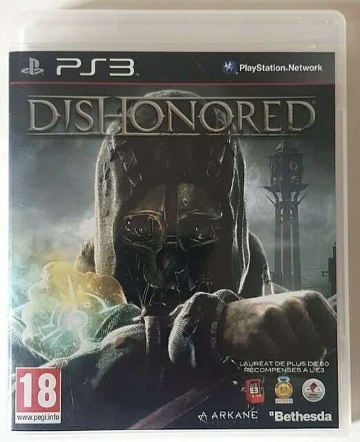 Dishonored - PlayStation 3 PS3