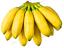 Mini-Banana-200-pieces-Graines-Bonsai-Inhabituel-plantes-avec-du-lait-saveur-fruits-jardin-N miniature 3
