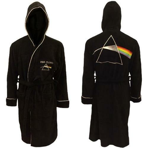 Dressing Gown Soft Fleece Officially Licensed Unisex Adult Bathrobe