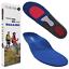 Indexbild 1 - COLOMAX-Walking-Einlegesohlen-Orthopaedische-Schuheinlage-Fussbett-Fersensporn