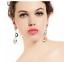US-Seller-Betsey-Johnson-Star-Moon-Planet-Earrings-Pearl-Multi-color-Dangle thumbnail 22