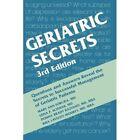 Geriatric Secrets, 3rd Ed by Donna Brady Raziano, Risa Lavizzo-Mourey, Edna P. Schwab, Mary Ann Forciea (Paperback, 2004)