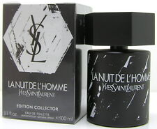 Yves Saint Laurent YSL LA NUIT DE L'HOMME EDITION COLLECTOR 100 ML EDT SPRAY