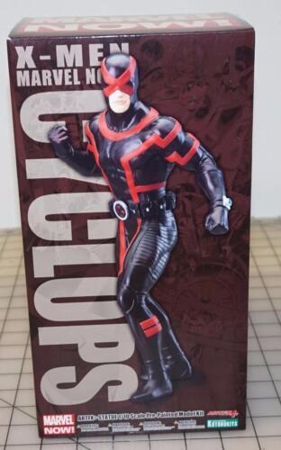 Marvel X-Men Cyclops Figure ARTFX STATUE 1//10 SCALE Model Kit Kotobukiya