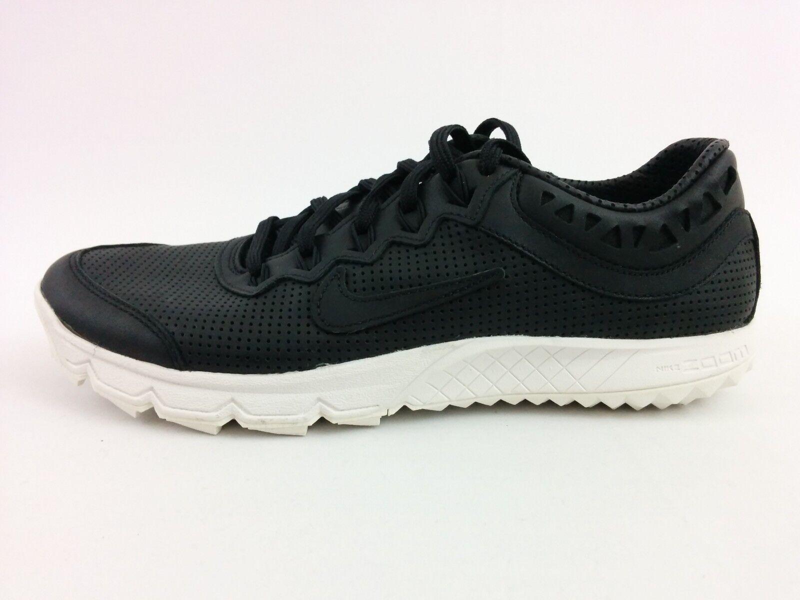 Nike NikeLab Zoom Terra Kiger 2 Black sz 8.5 DS 813041 011 New in Box