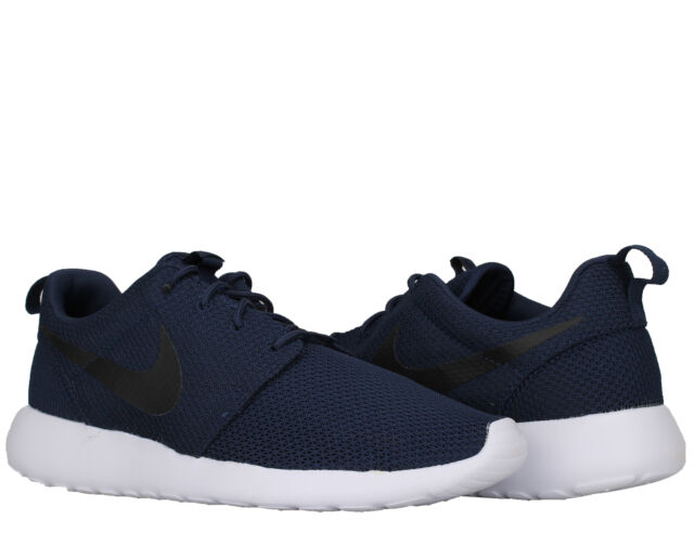 Nike Midnight Navy Roshe One Trainers | Shoes | Chaussures