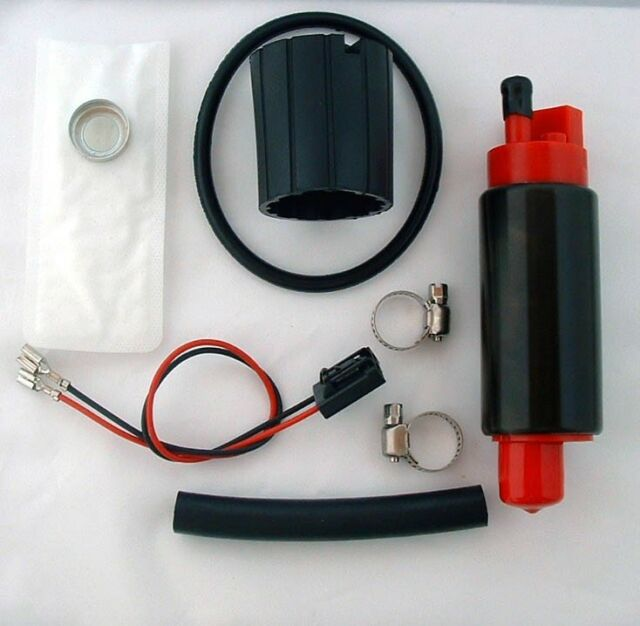 255lph High Performance Fuel Pump In-tank plus Kit Fits Buick