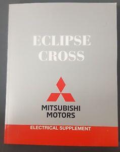 mitsubishi eclipse cross repair manual