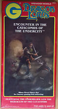 Grenadier Dragon Lords - 2030 Encounter in the catacombs of the Undercity (Mint)