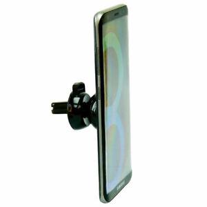 BuyBits Fixation Rapide Magnétique Ventilation Voiture Pour Samsung Galaxy S10e