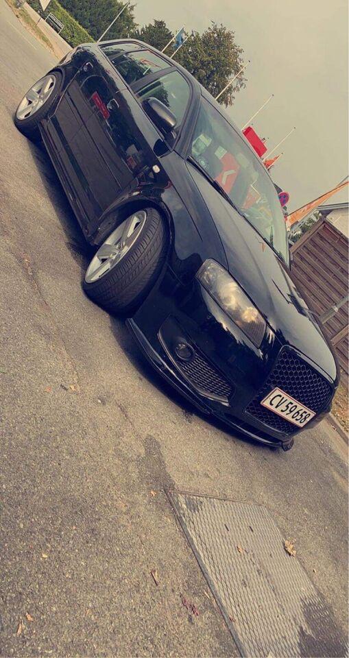 Audi A3, 2,0 TFSi Ambition Sportback DSG, Benzin