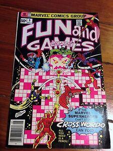 Fun-And-Games-Magazine-9-May-1980-Marvel-Comics-Iron-Man-Spider-Man