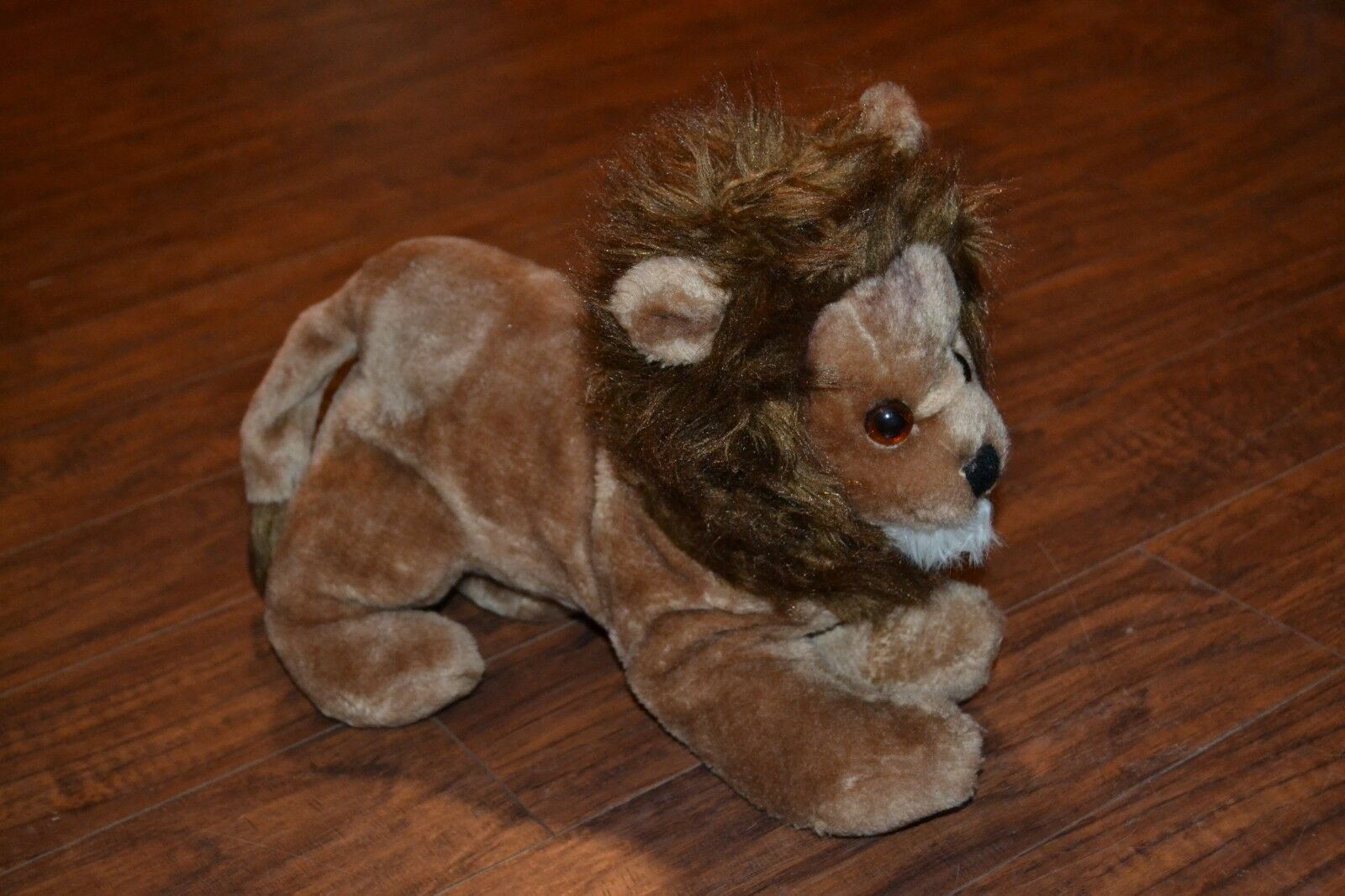 G11- Russ Berrie Rare Vintage 1978 RAJA Lion Plush Stuffed Animal Toy