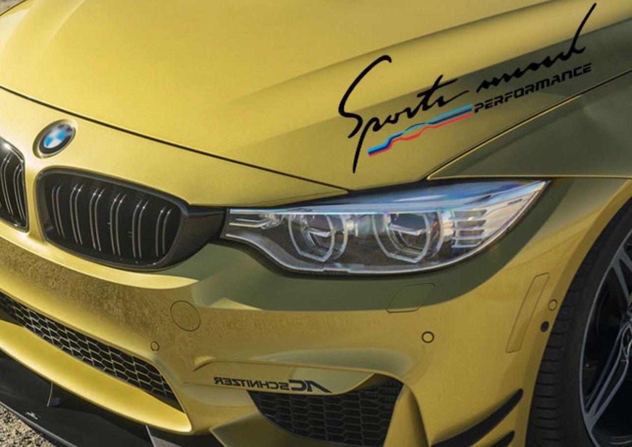 Performance Auto Body >> Sports Mind M Color Performance Auto Car Body Headlight Decal