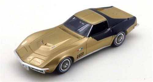 Chevrolet Corvette 1969 Astrovette Apollo 12 True Scale 1 43 TSM144317