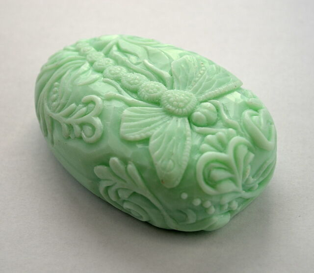 DRAGONFLY - BEAUTIFUL SOAP BAR -  SILICONE MOULD - MOLD