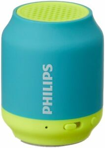 Philips BT50 Portable Wireless Bluetooth Speaker (Any Color)