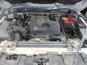 Details about MITSUBISHI PAJERO ENGINE DIESEL, 3 2, 4M41, 147kW, NT-NX,  09/08- 08 09 10 11 12