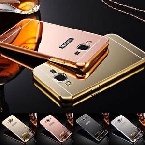 De Luxe Ultra-fine Métal Miroir Étui Coque For Samsung Galaxy S7 ... fb5d9639b8ae