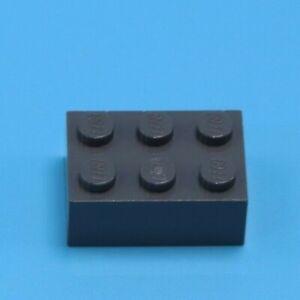 LEGO 30 x GREEN BRICKS 2 x 3 No 3002 CITY-STAR WARS-MOVIE-FRIENDS