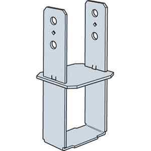 Simpson Strong-Tie CB68 6 x 8 Column Base Galvanized