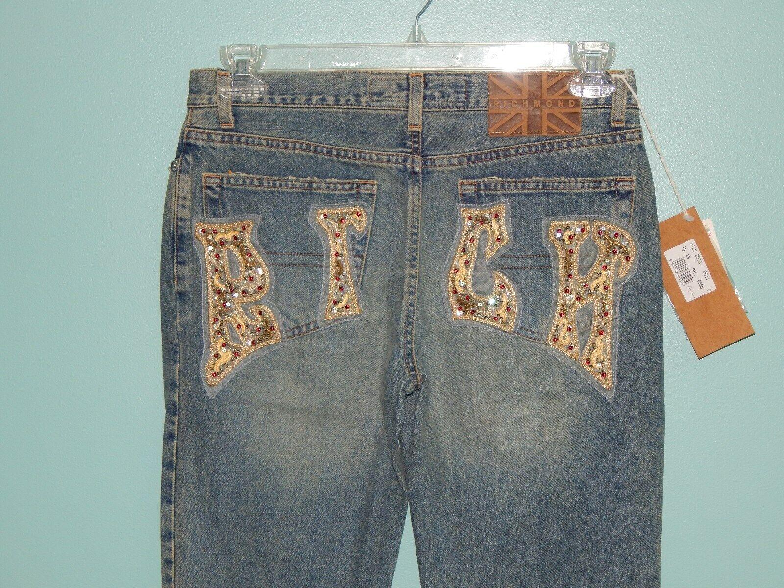 New w tags RICHMOND Demim Jeans