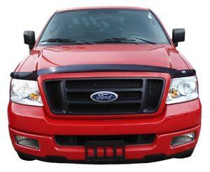 Auto-Ventshade-25033-Bugflector-II-Hood-Shield-04-08-Ford-F-150-Lincoln-Mark-LT