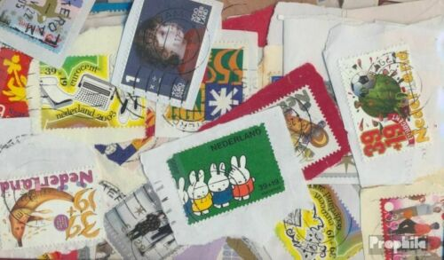 Netherlands with at least 10% special stamps Stamps 75 Grams kilo goods