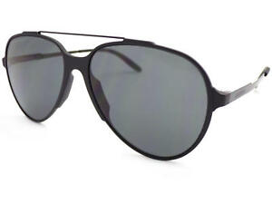 CARRERA 118 S Pilot Sunglasses Matte Black with Dark Grey CAT.3 ... 7166a4fa29