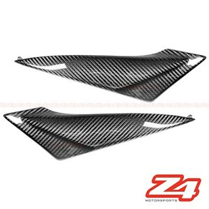2011-2018-GSX-R-600-750-Gas-Tank-Side-Trim-Cover-Panel-Fairing-Cowl-Carbon-Fiber