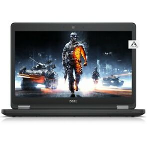 Dell-Latitude-14-1-034-Gaming-Laptop-8GB-RAM-500GB-HDD-Intel-i5-2-70GHz-Webcam-WiFi