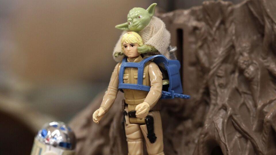 Star Wars legetøj, Kenner