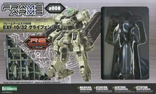 Rahmen Arme 1 100  008 Exf-10 32 Greifen-Orden  Re Modell Bausatz Kotobukiya  | Wunderbar