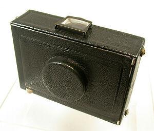 Certo-10x15-ruo-Anast-Sheet-Film-Camera-crude-Village-hekistar-3-5-18cm-BOX-OVP